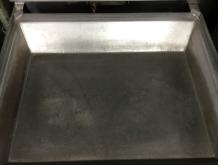鉄板焼器after