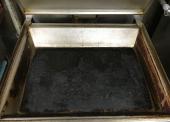 鉄板焼器before